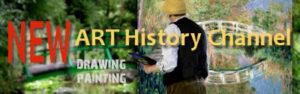 Visit art Tutorials Online new Art History Channel