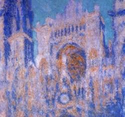 Rouen Cathedral Monet