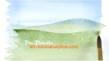 watercolour painting: basics part2