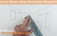 Draw Basics: PART 1 – One Point Perspective