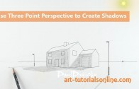 Draw Basics: PART 3 -Three Point Perspective