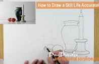 How to Draw a Still Life Accurately