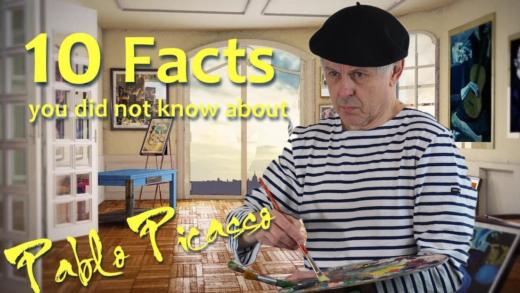 Pablo Picasso his life in 10 facts
