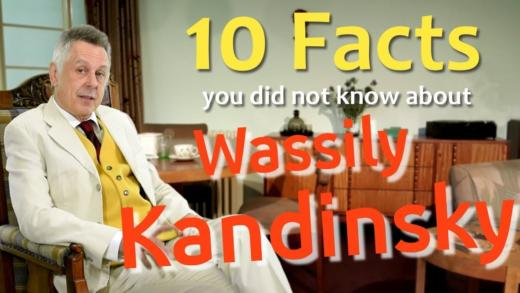 Wassily Kandinsky his life in 10 facts