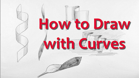 How to Draw for beginners - Curves