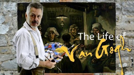 The life of Vincent Van Gogh in a brilliant 30 minute film