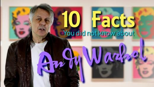 Andy Warhol: Pop artist his life in 10 facts