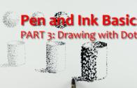 Pena and Ink Basics – Dots