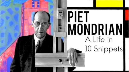 The life of Piet Mondrian