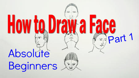How to Draw a Face: Basics