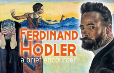 Ferdinand Hodler Swiss artist