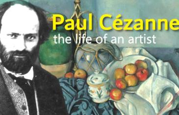 Paul Cezanne: Life of an artist