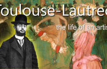 Toulouse Lautrec French post impressionist painter