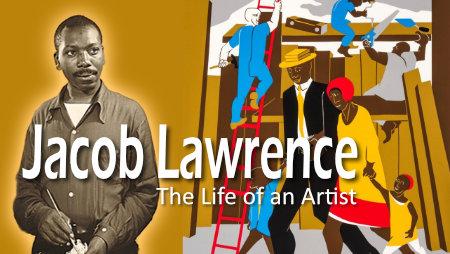 Jacob Lawrence American artist